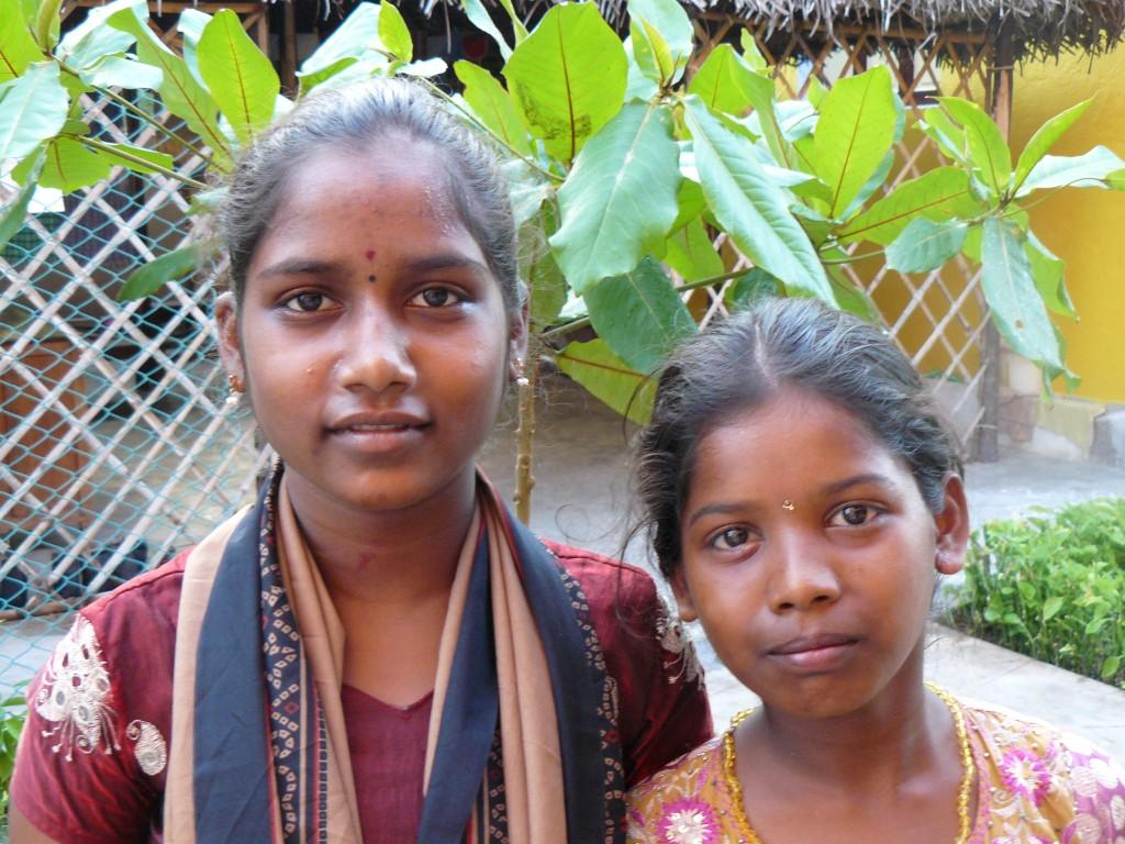 Preethi et Raghavi